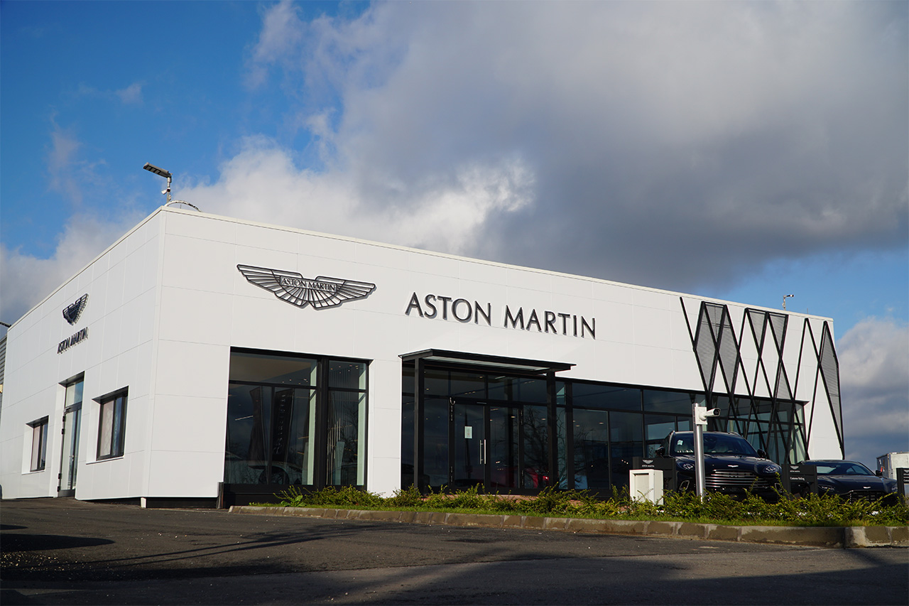 Aston Martin Budapest